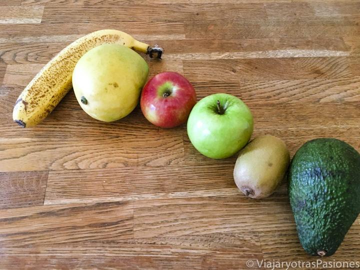 Imagen de típica fruta que se puede comer en Australia