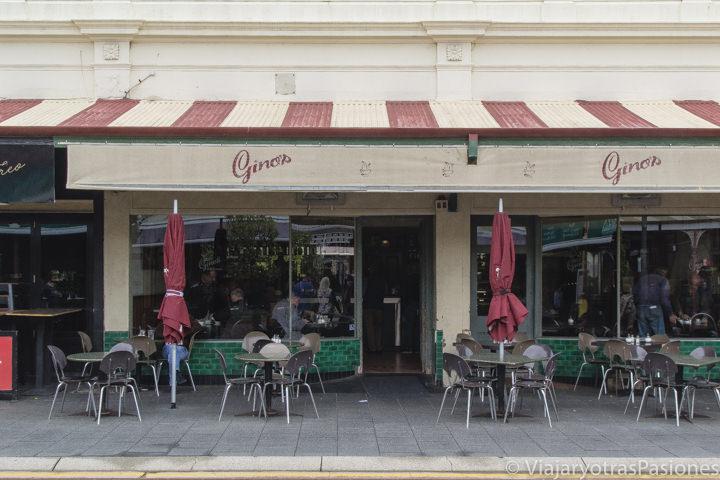 En qué ver en Fremantle Cappuccino Strip es llena de coffee shops