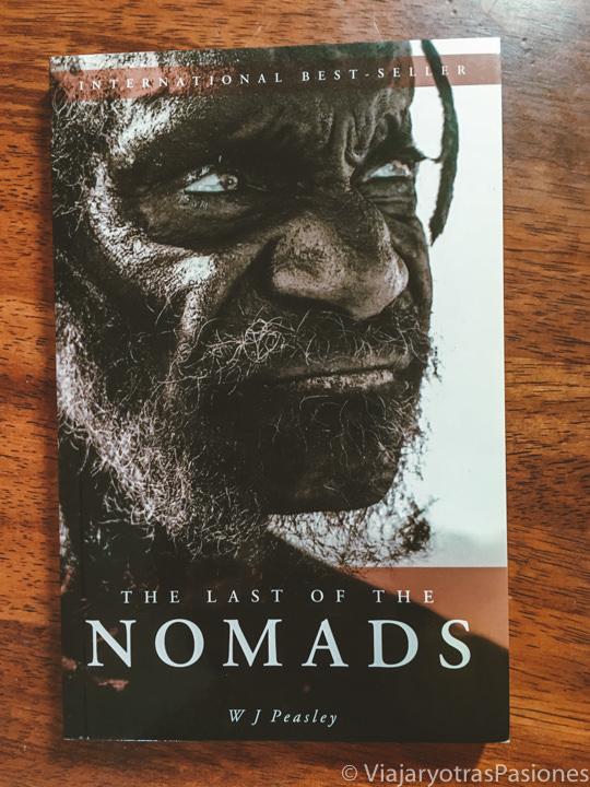 Portada de The Last of the Nomads de WJ Peasley